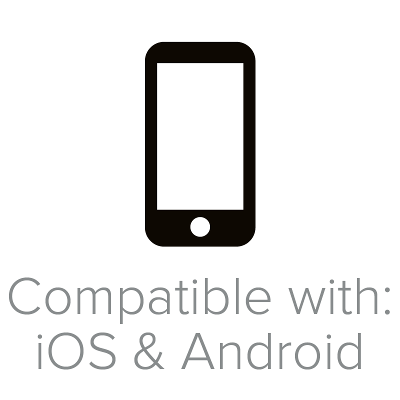 Compatible with iOS-Android