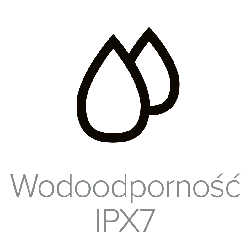Water Resistant IPX7_PL